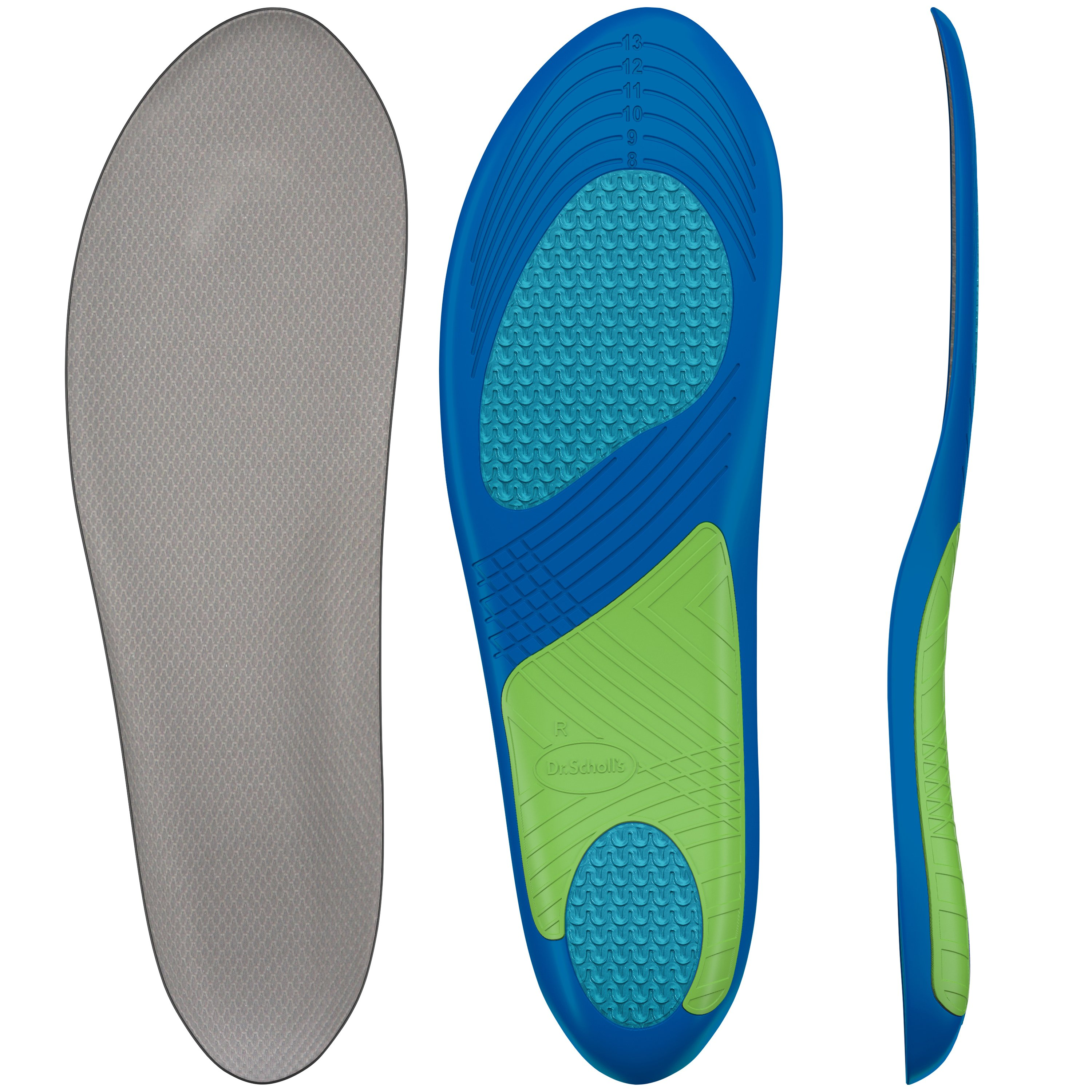 Picture of Dr. Scholl's® Athletic Series Sport Insoles Size Large for Men