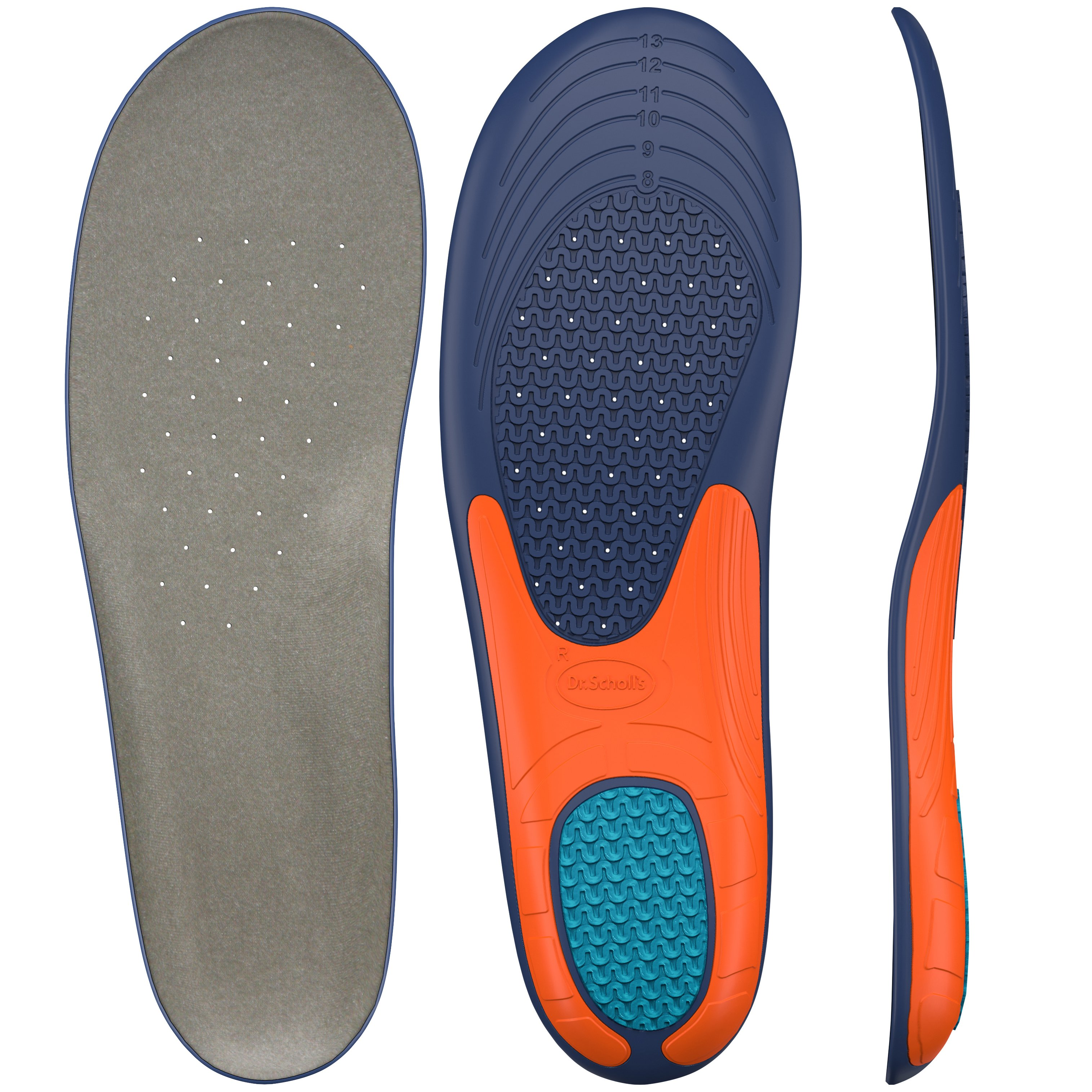 Picture of Dr. Scholl's® Comfort & Energy Extra Support Insoles for Men