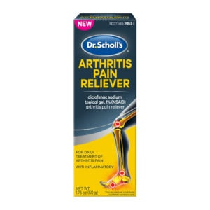 image of arthritis pain reliever 50g