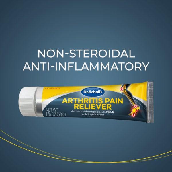 arthritis pain reliever non-steroidal anti-inflammatory