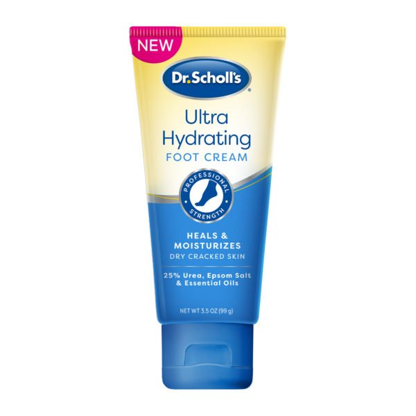 image of ultra hydrating foot cream