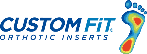 Custom Fit Orthotic Inserts logo