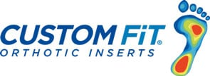 Custom Fit Orthotic Inserts logo