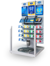 custom fit orthotics kiosk