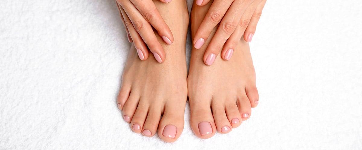 image of womens feet